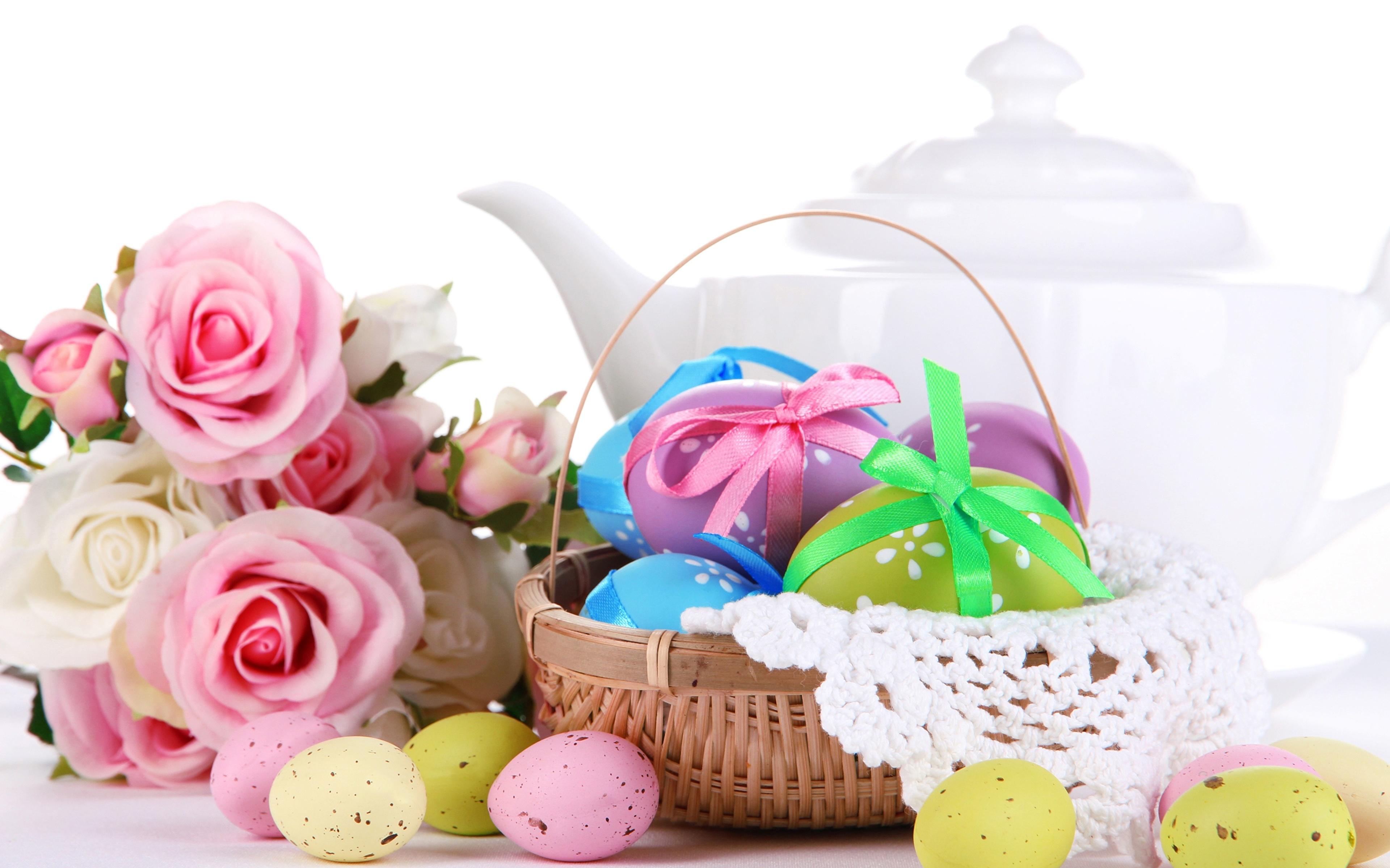 пасха яйца корзина  № 3923064 бесплатно