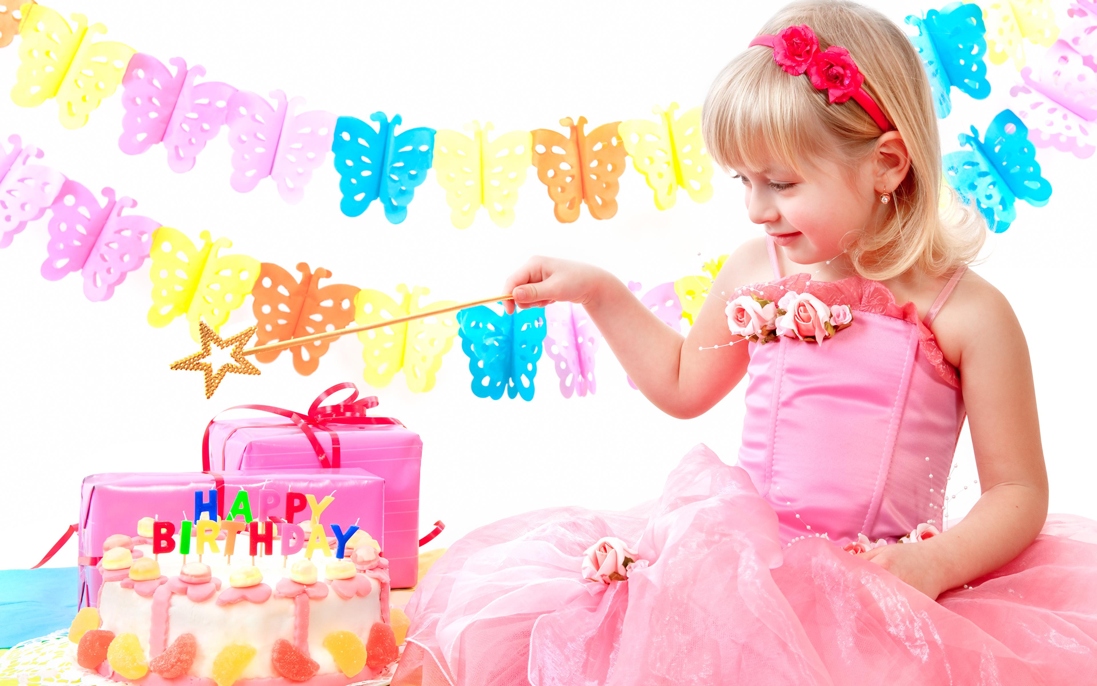 Конкурсы на день рождения для маленьких детей от 1 года