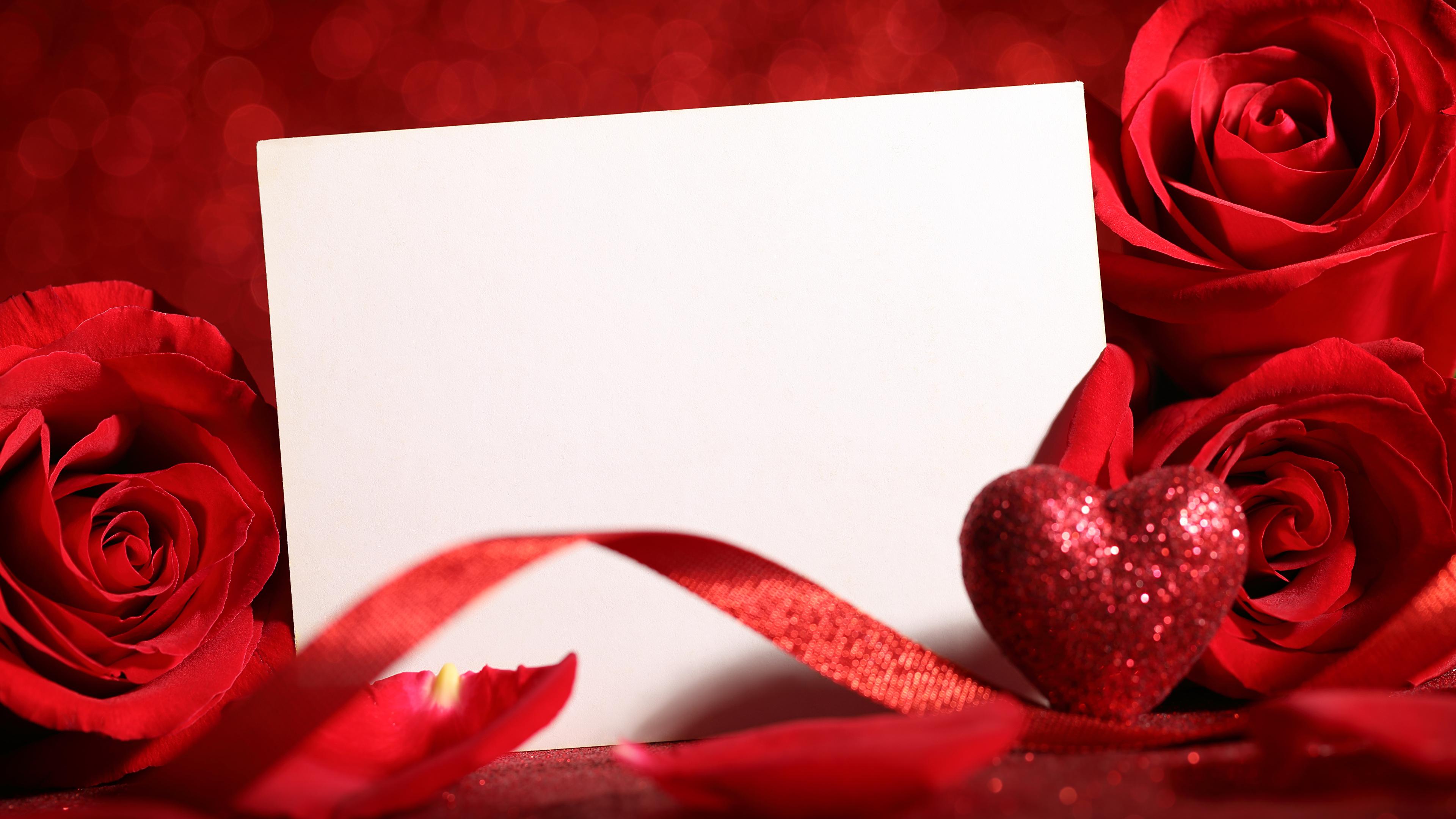 Открытки букеты из роз или просто одиночные розы - 3D галерея 71