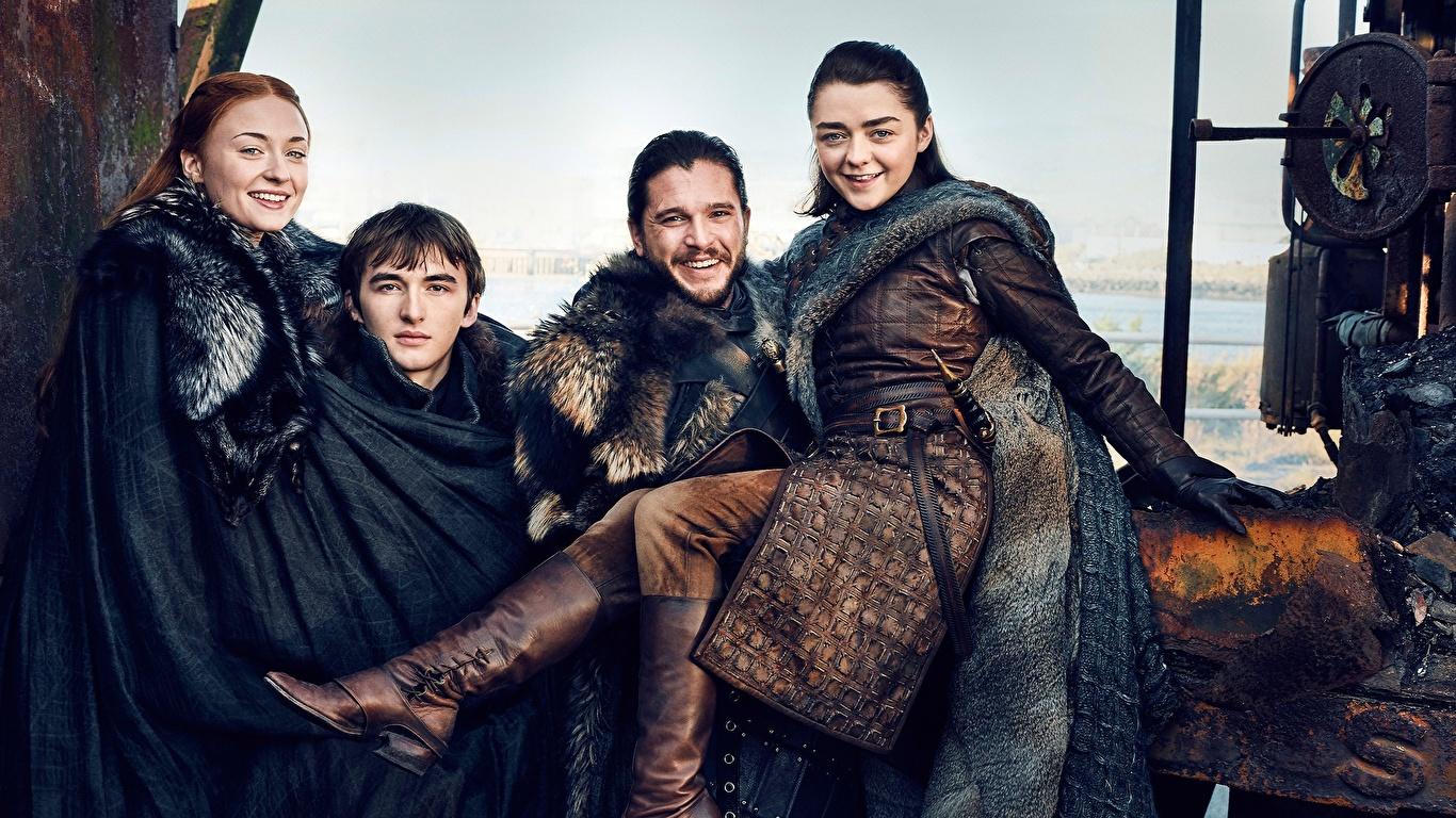 Winter Is Coming  Arya Stark  Game Of Thrones Wallpapers