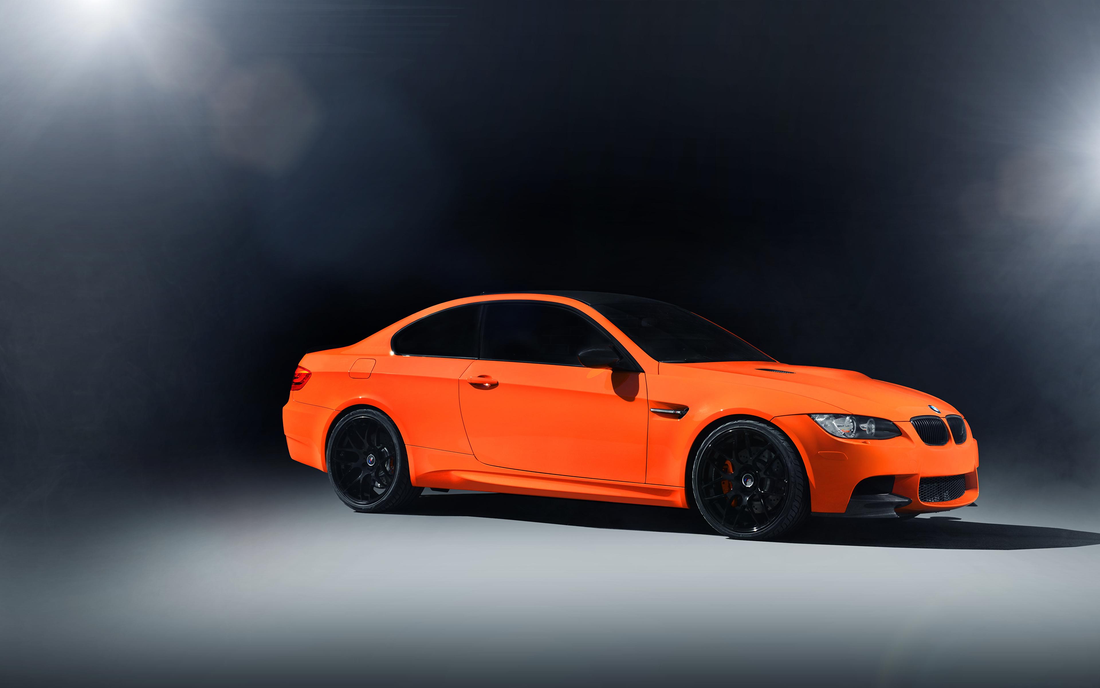 BMW перед оранжевая  № 843779 бесплатно
