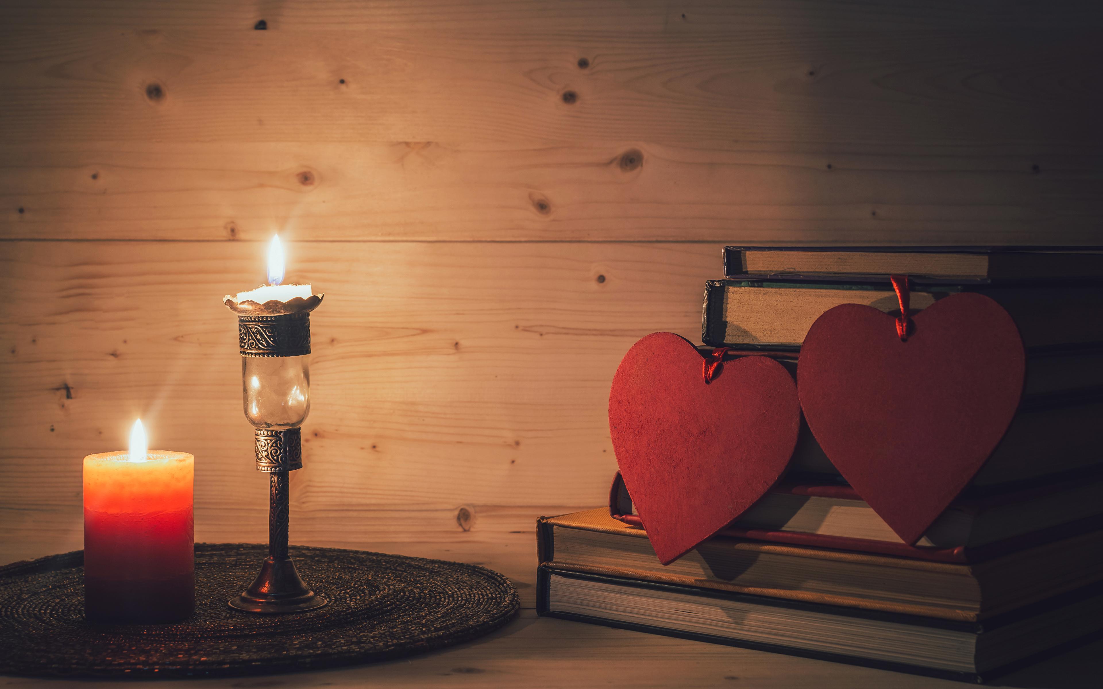 сердце свеча доски  № 3937771 без смс