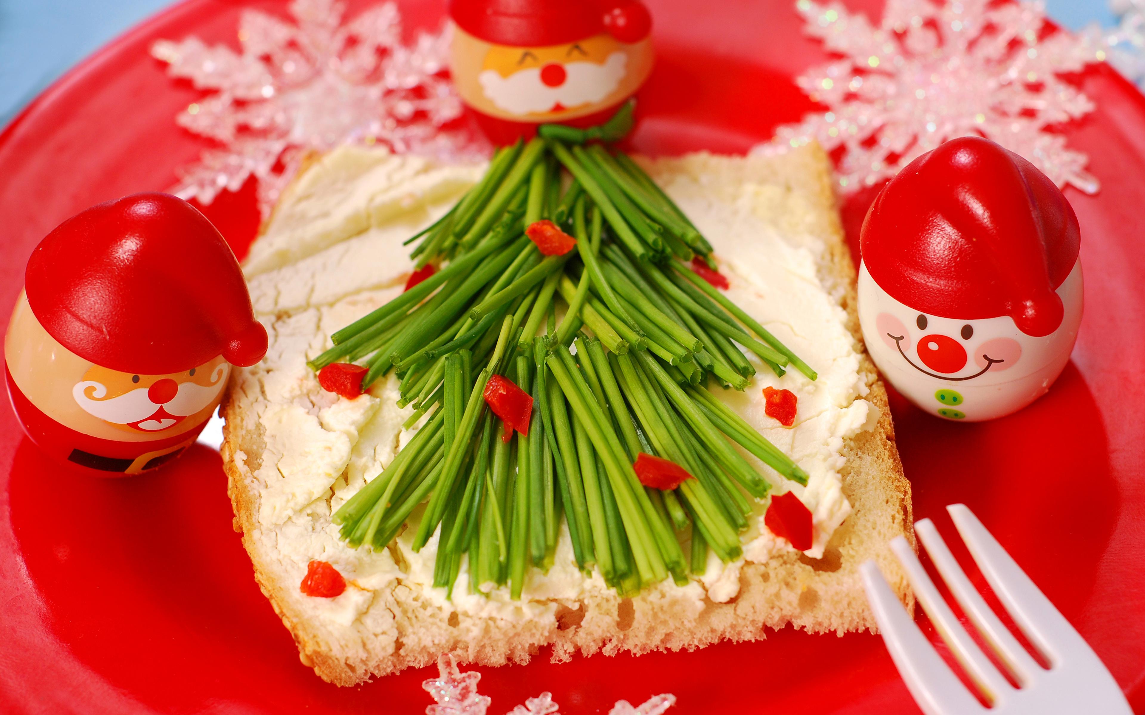 Новогодние рецепты для кормящих мам