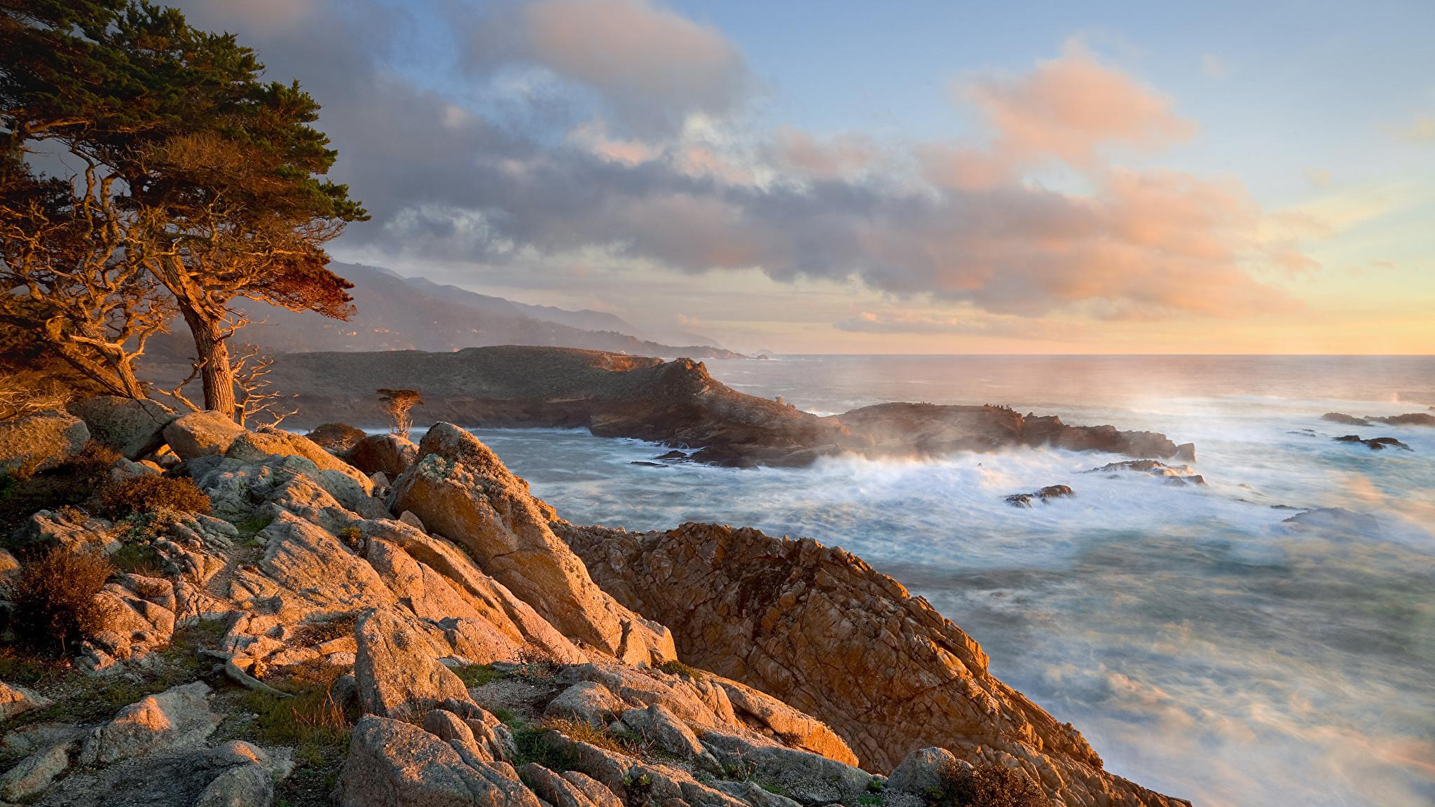 Море побережье природа Мыс Соландер  № 3111751  скачать