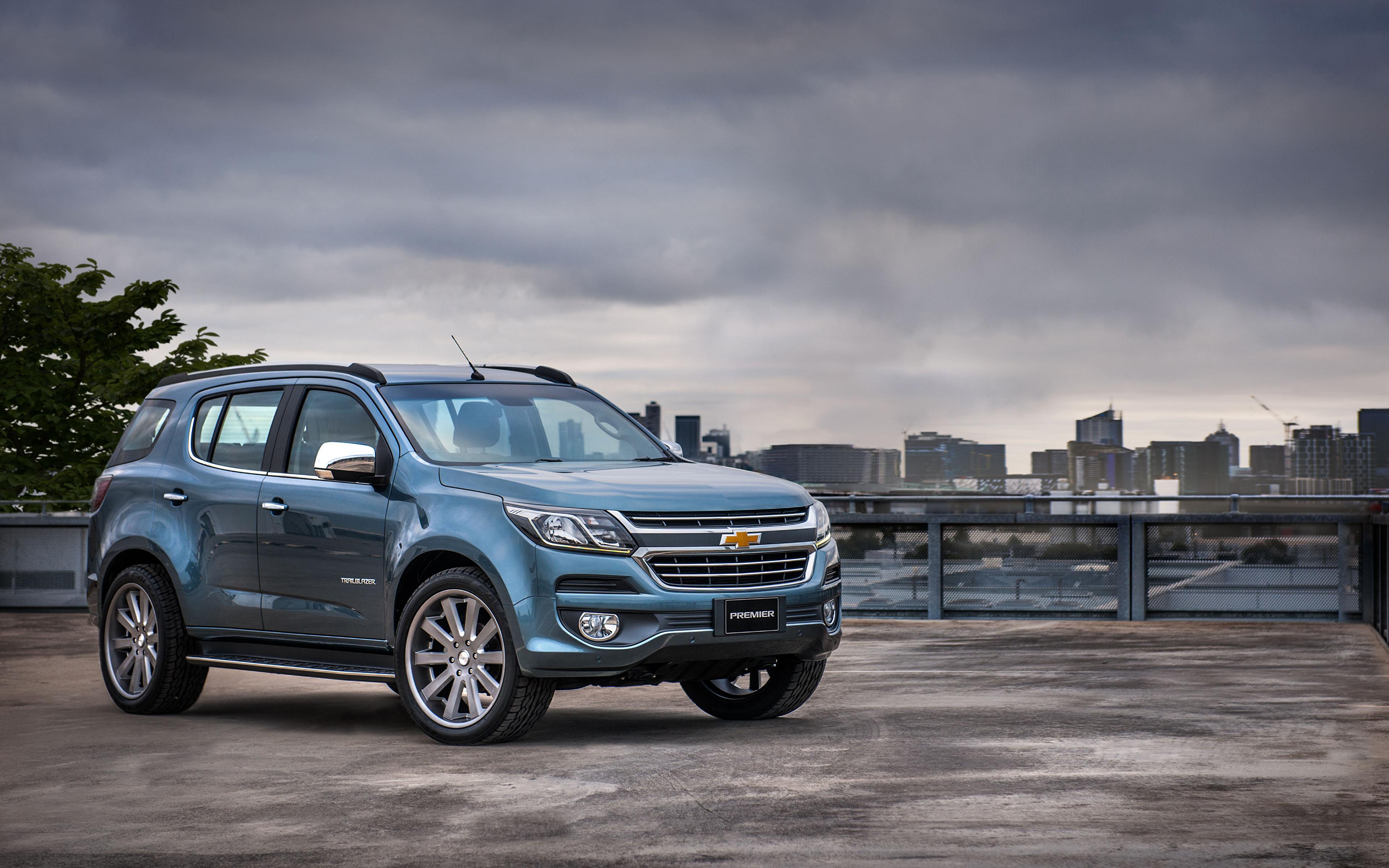 Обзор нового Chevrolet TrailBlazer 2018 от General Motors