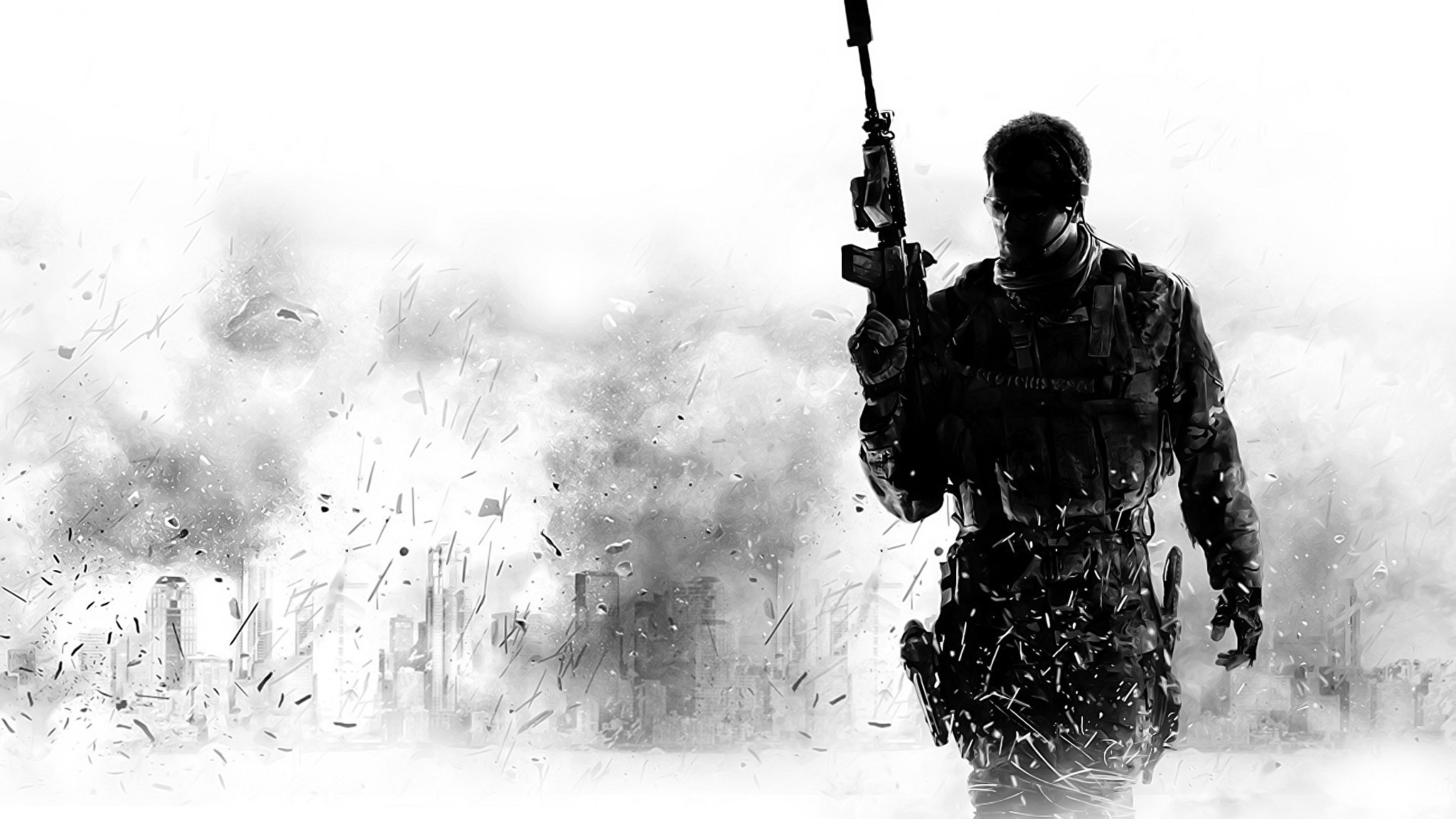 Call of Duty Modern Warfare  № 3671554 без смс