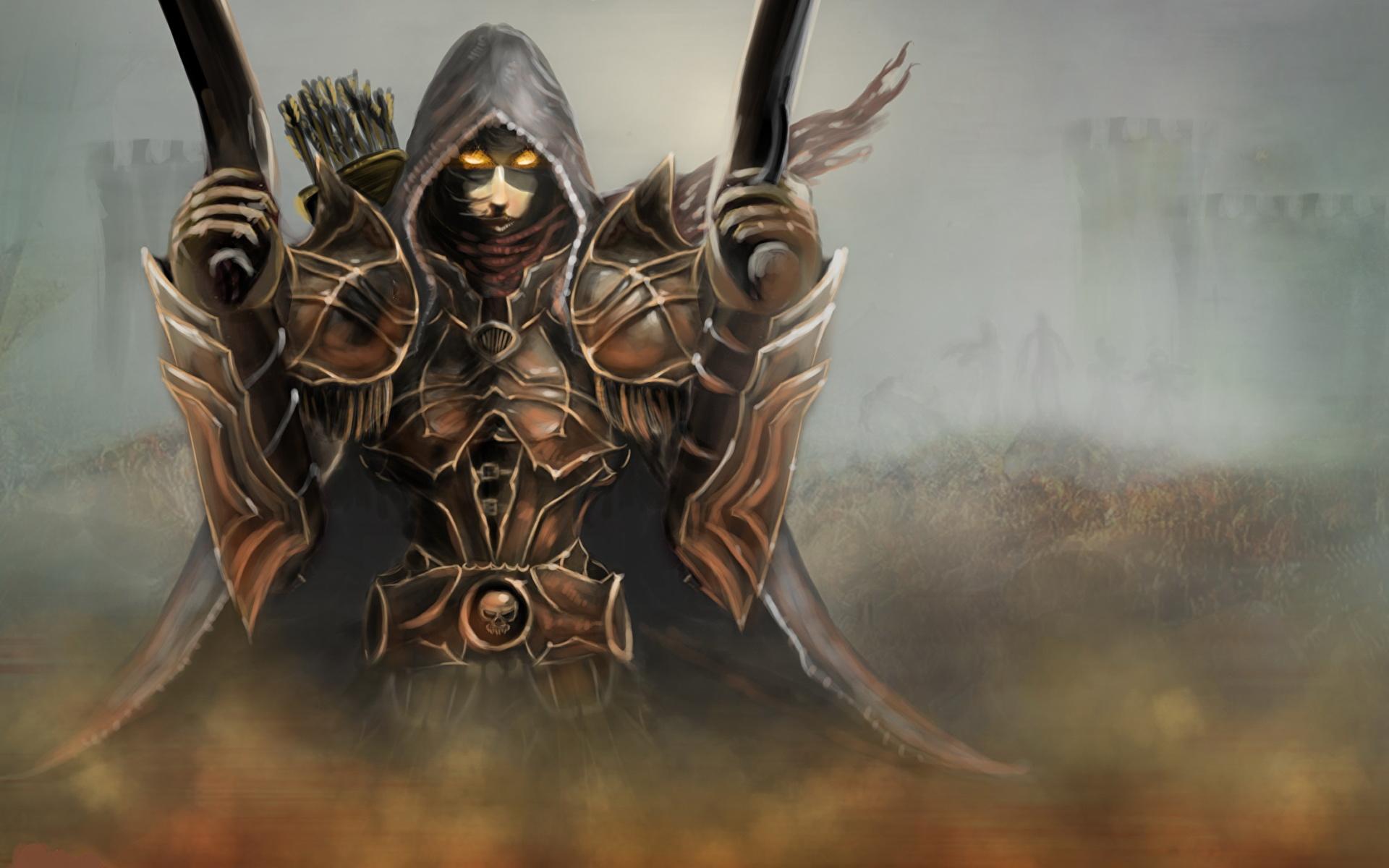 Demon Hunter Diablo 3  № 1892441 без смс