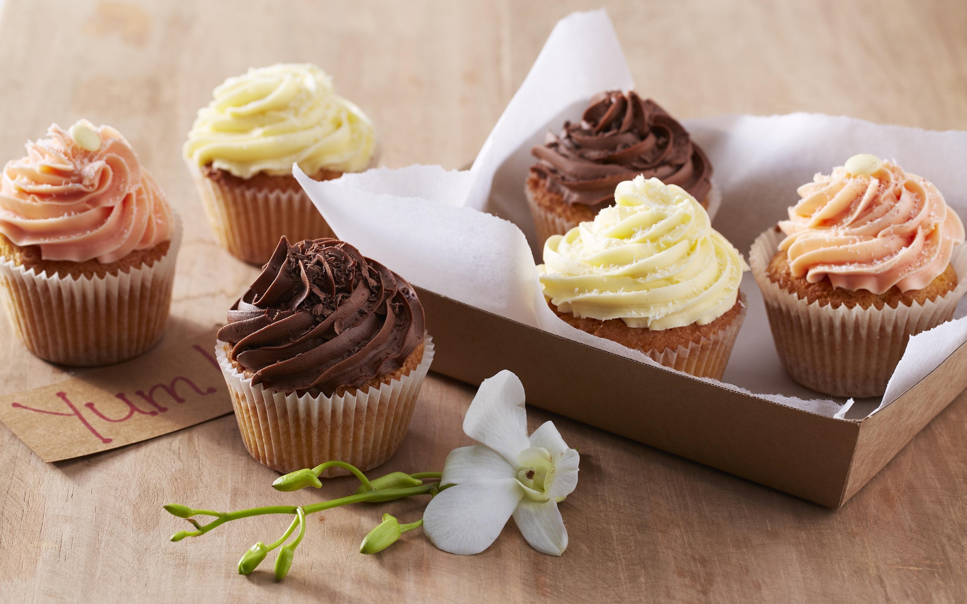 кексы пирожное cupcakes cake  № 132263 без смс