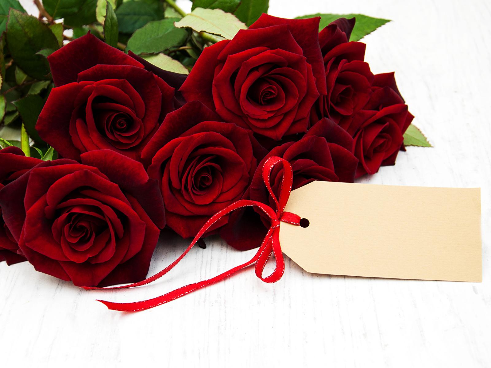 Открытки букеты из роз или просто одиночные розы - 3D галерея 15