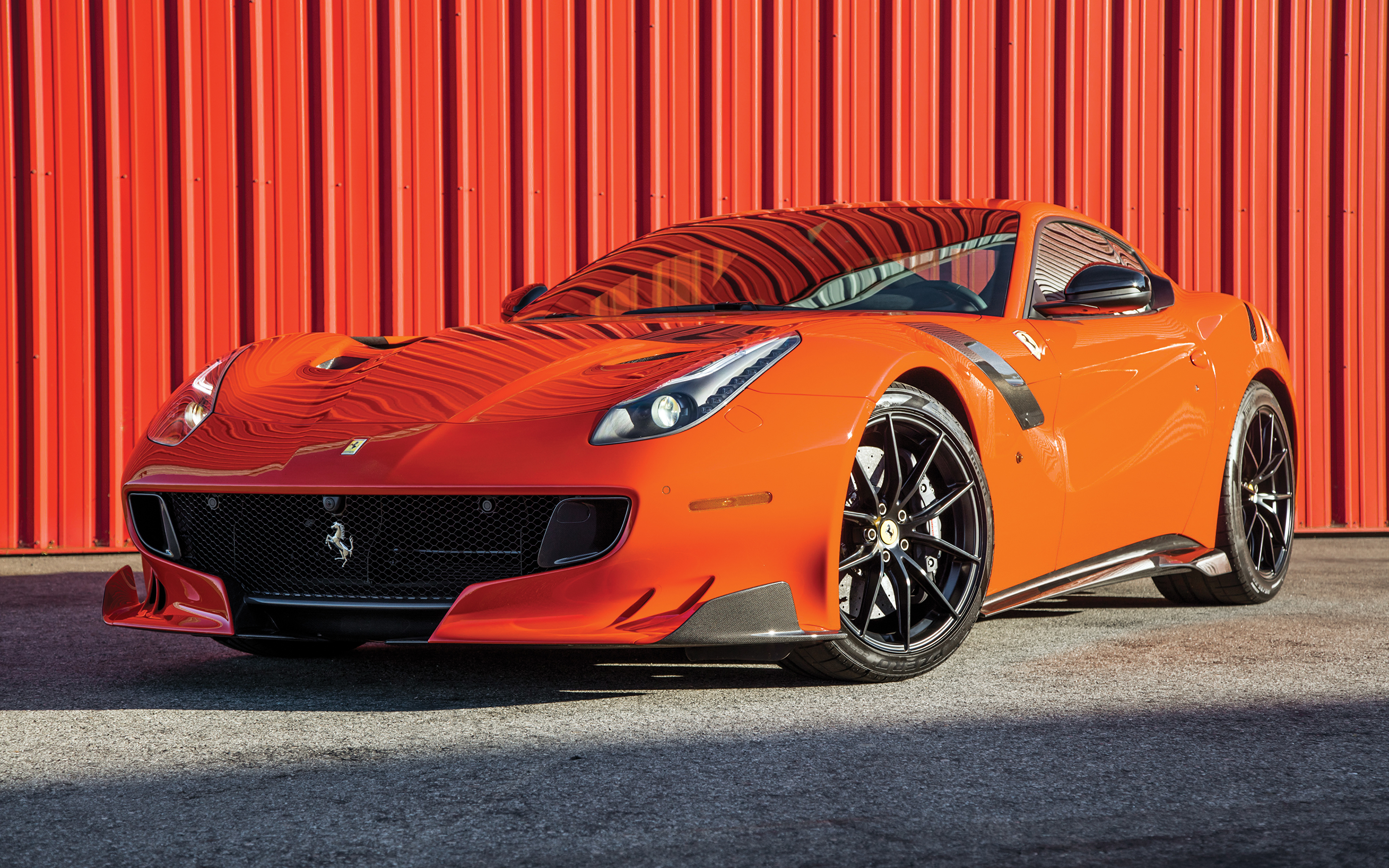 Ferrari F12 Berlinetta спорткар  № 553349 загрузить