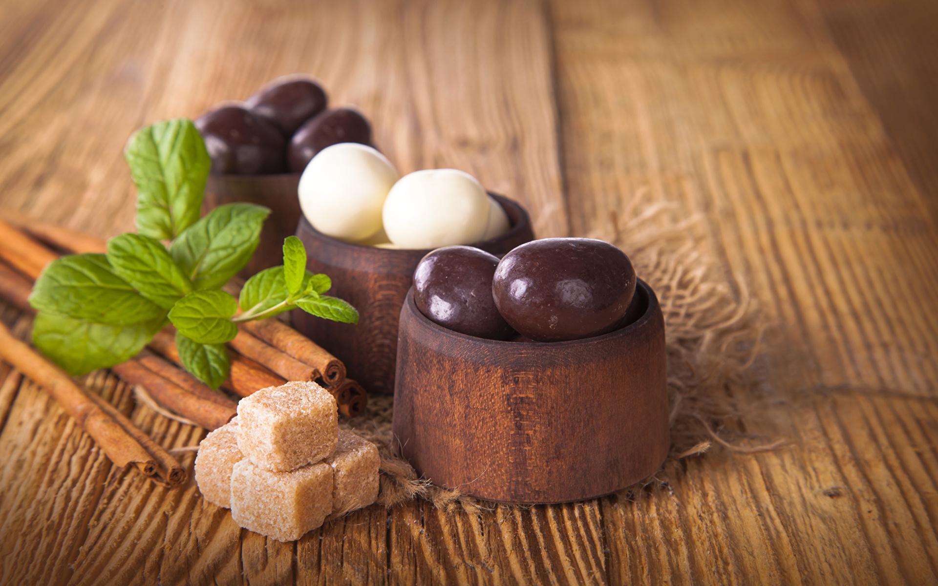 Широкоформатные обои на рабочий стол шоколад