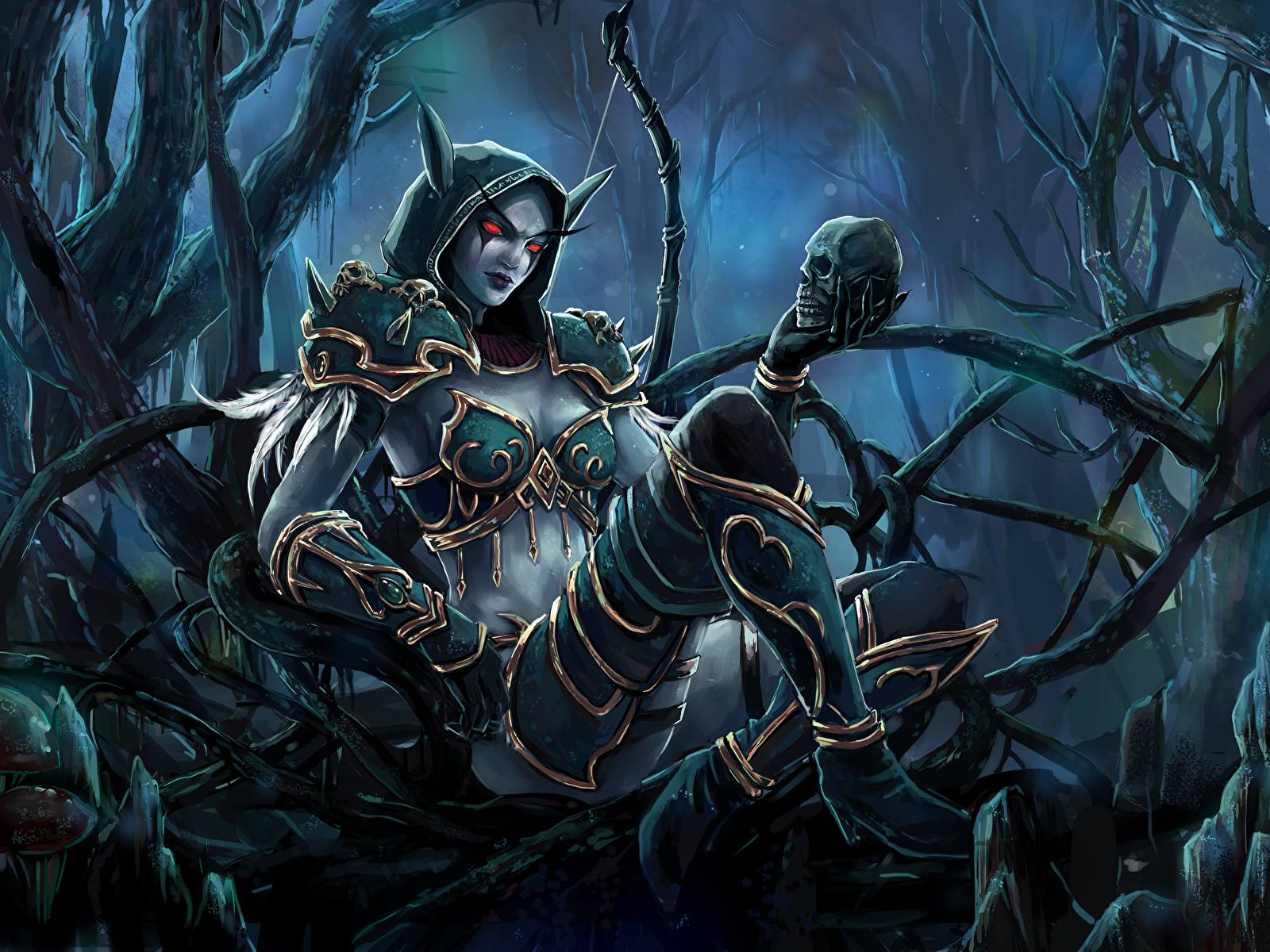 Whorecraft jaina and sylvanas erotic download