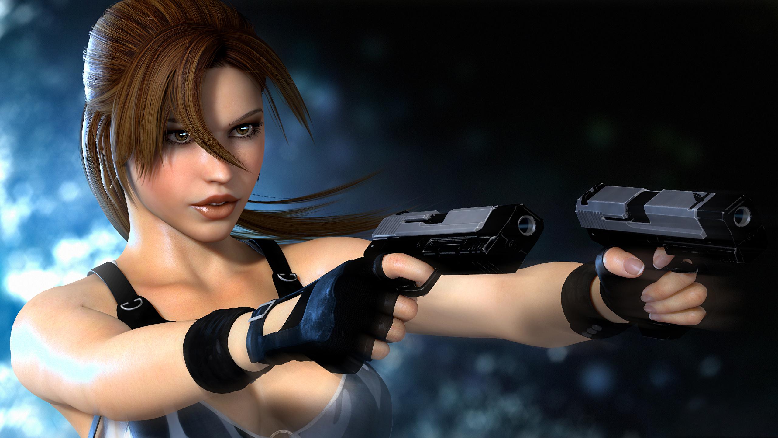 Lara croft hair nsfw films