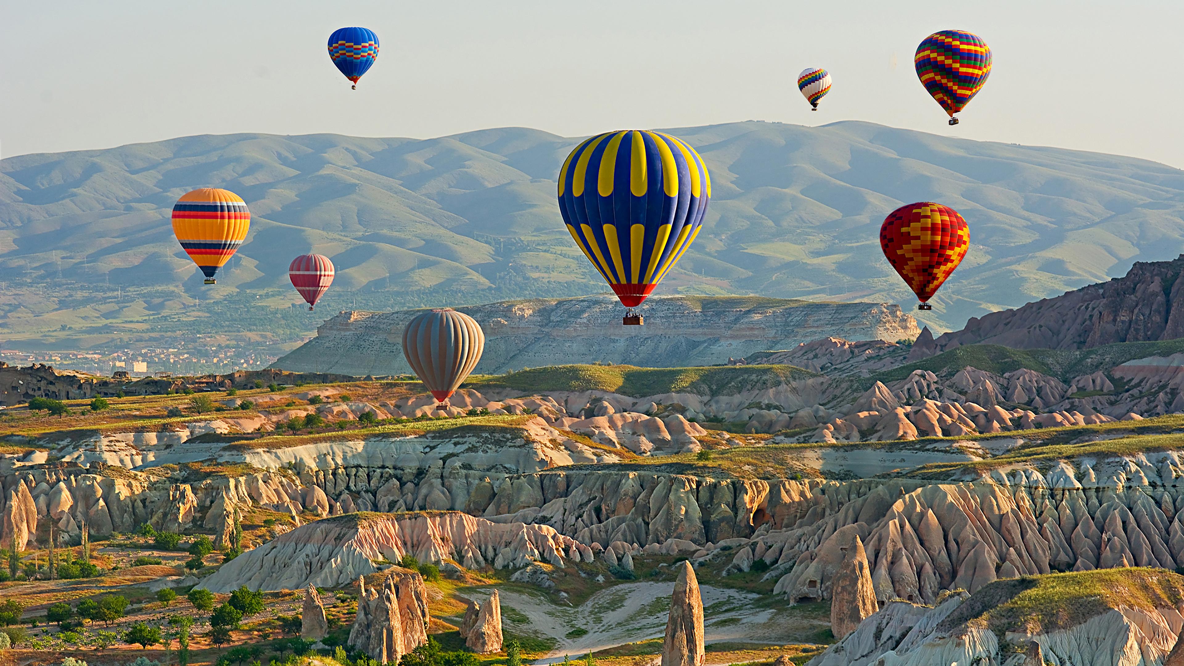 Uchisar Area, Cappadocia, Turkey  № 1427711 без смс
