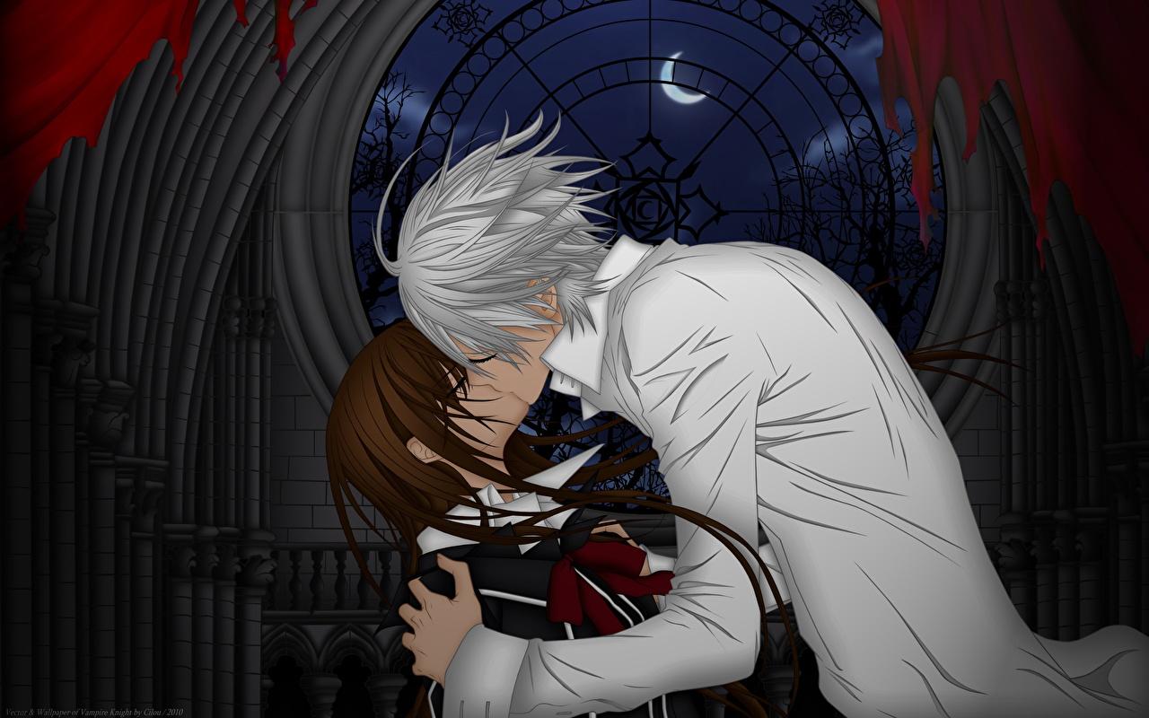 Yuki Kuran  Vampire Knight 7 wallpaper  Anime