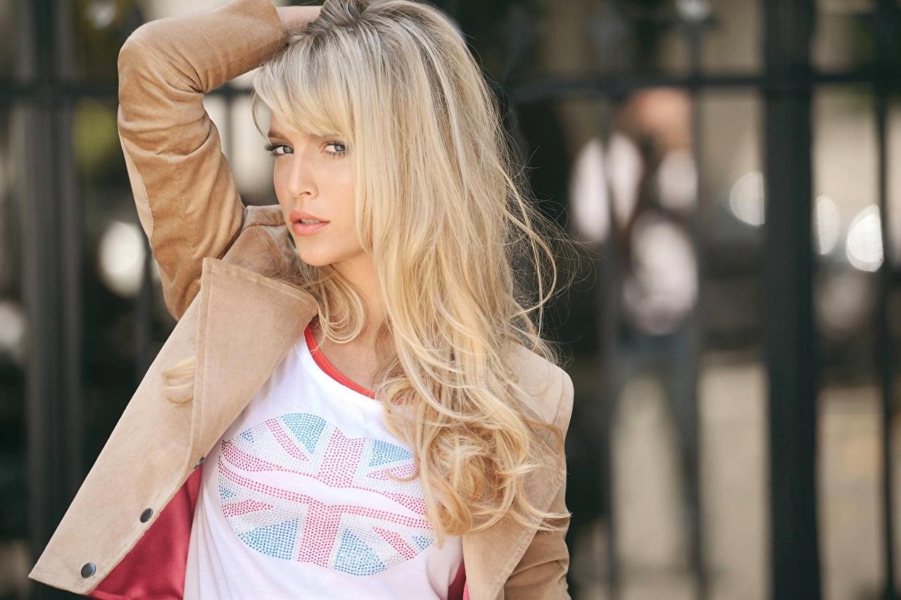 Красивые блондинки онлайн 19 фотография