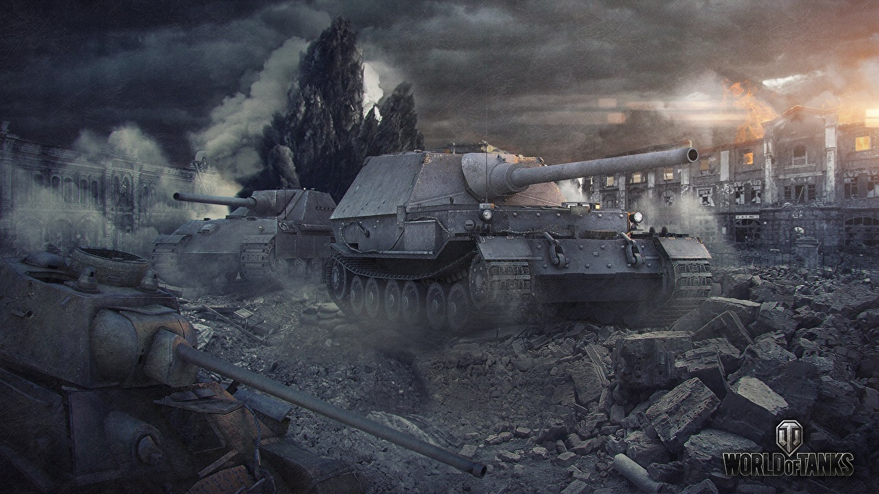 Железные модели танков из игры World Of Tanks купить