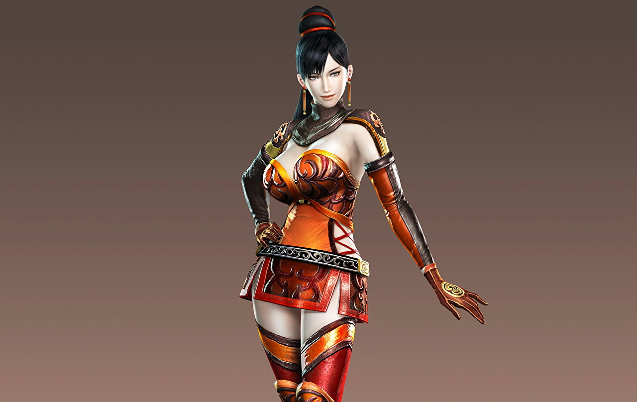 Dynasty warriors sexy xxx gallery
