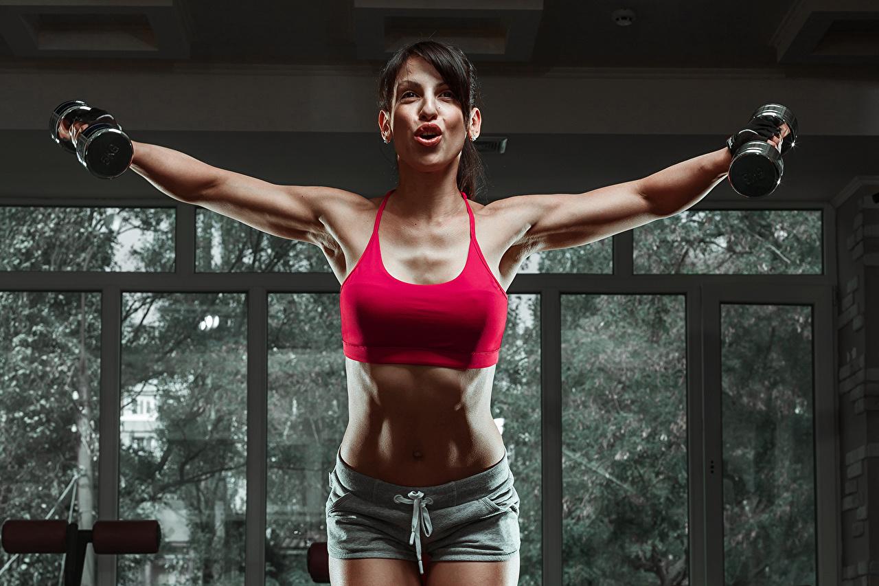 Секси девушки фитнес 25 фотография