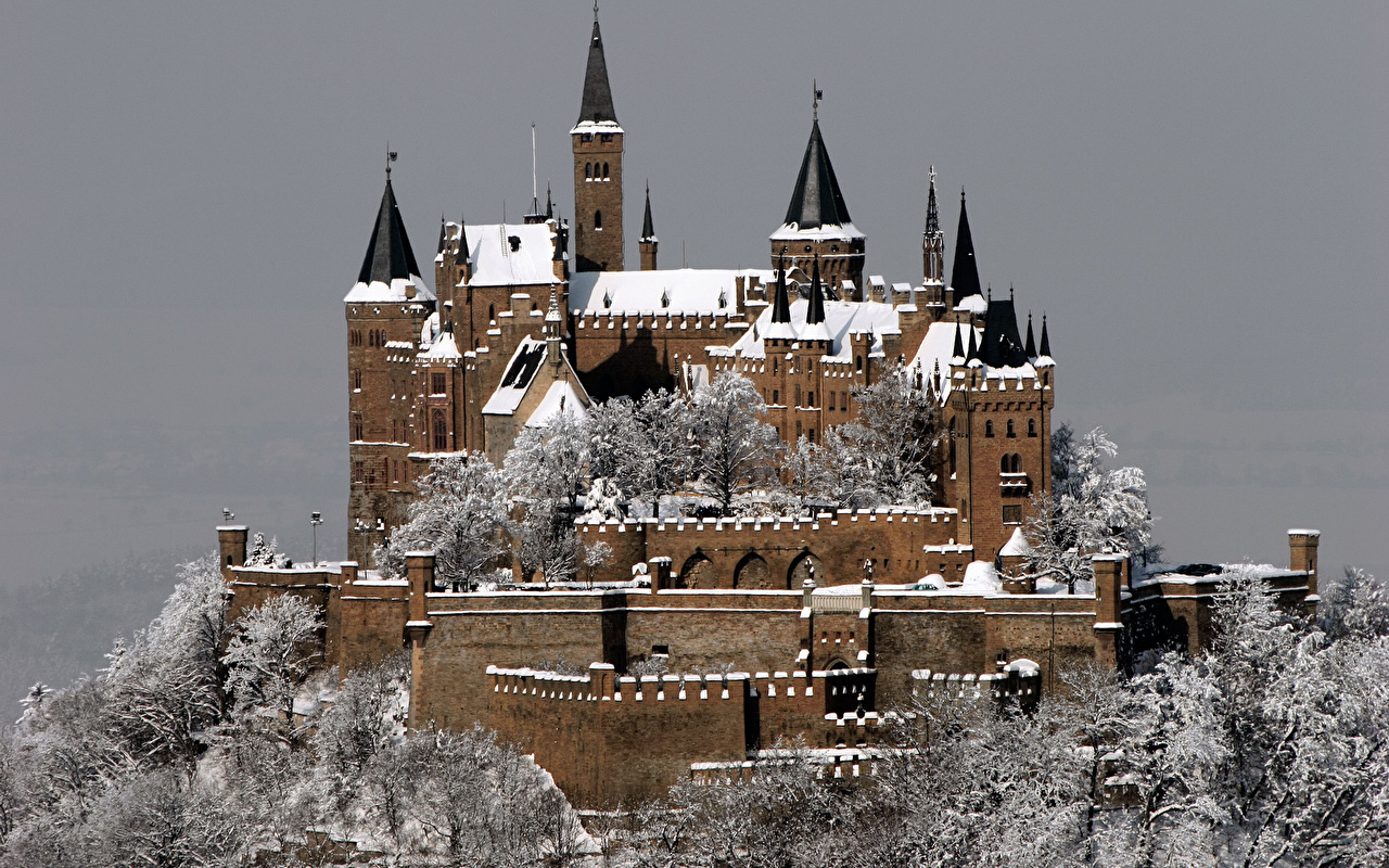 ����� Hohenzollern Castle, German ������
