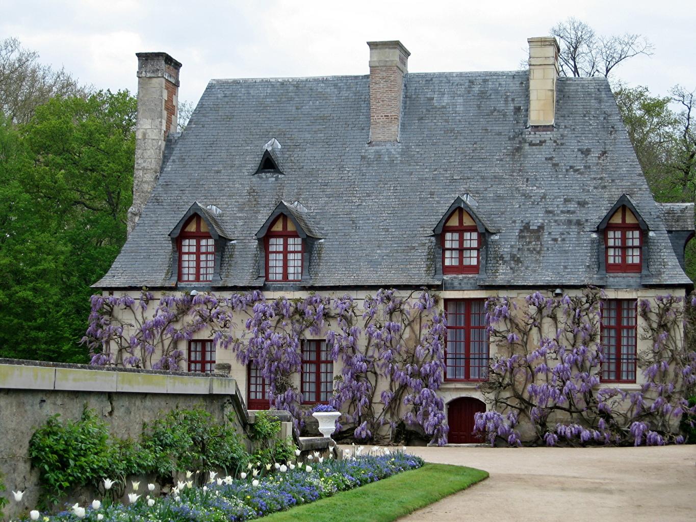 ����� ������� Chateau de Chenonceau ������
