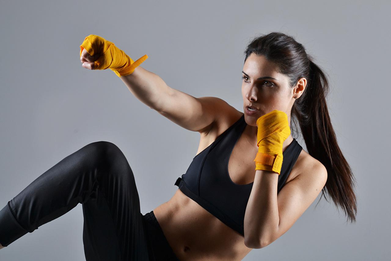 Фото девушек в боевых искусствах