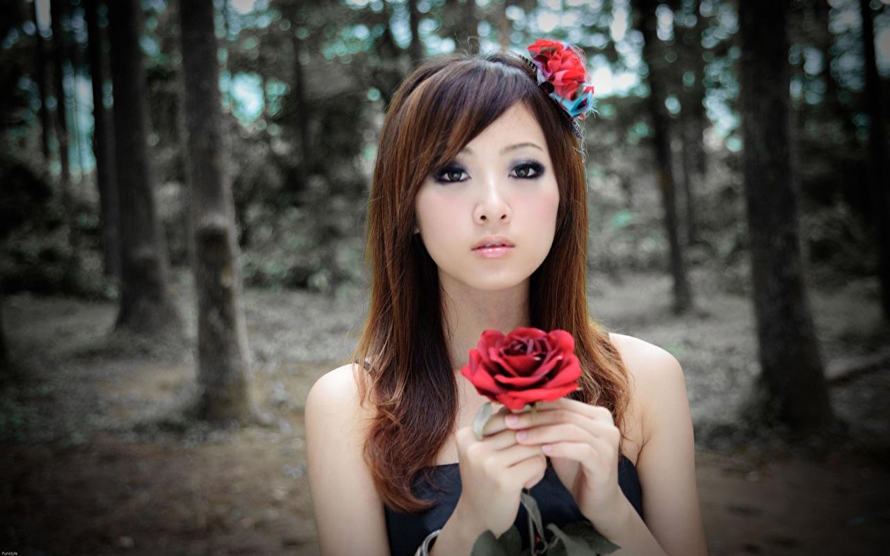 Смотреть азиатских девушек 20 фотография