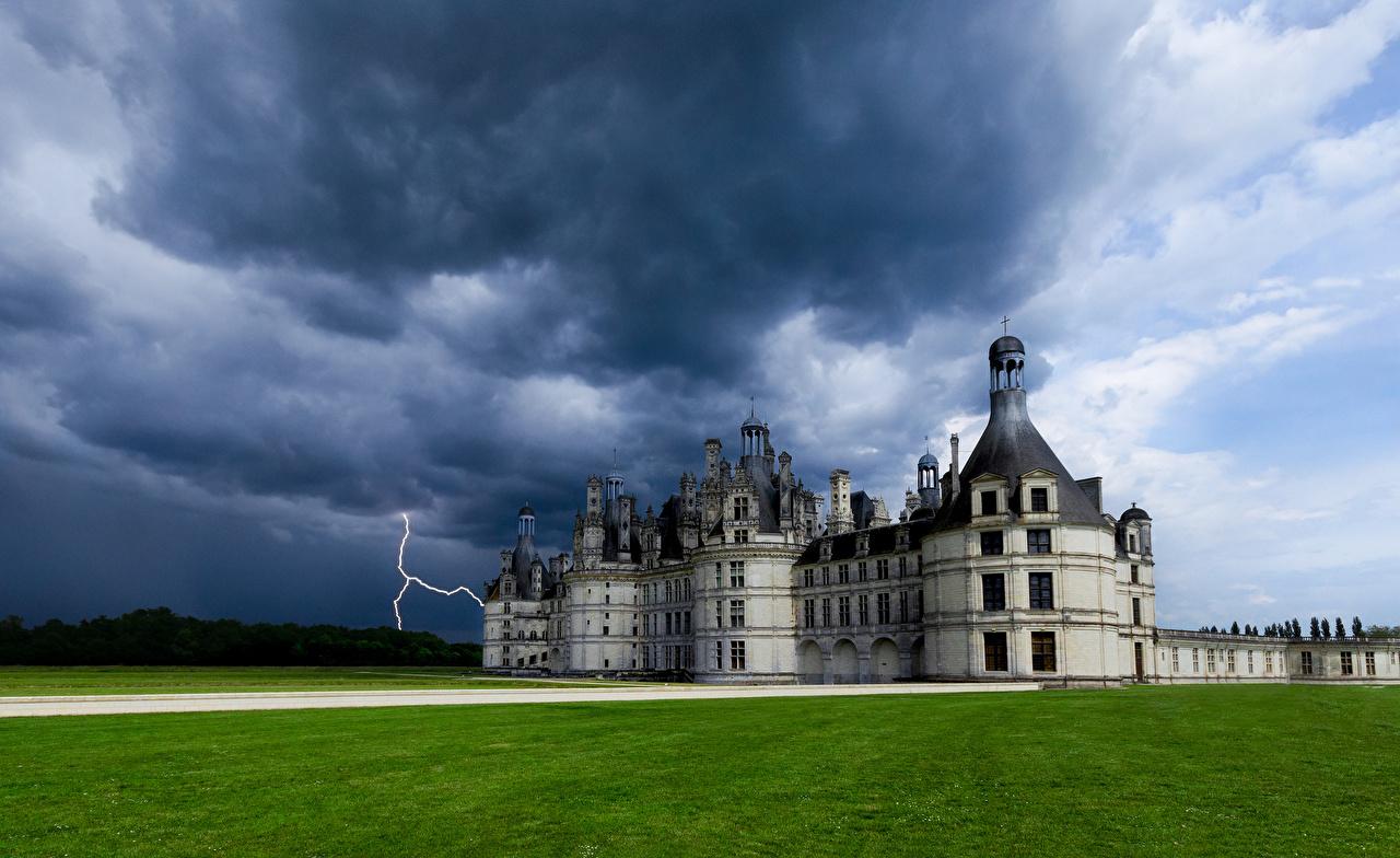 ����� ���� ������� Chateau de Chambord ������ ����� ������ ���� ������