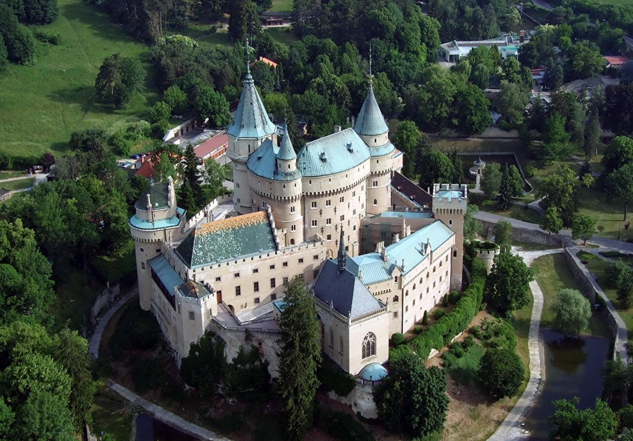����� Slovakia Castle Bojnicky  ������