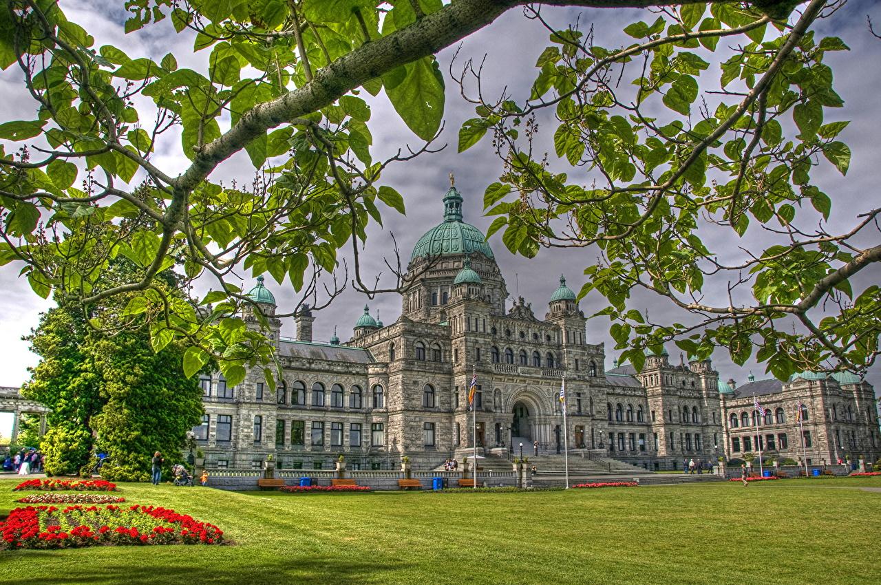 ������ Victoria Parliament ����� ����� ����� ������ HDR ������