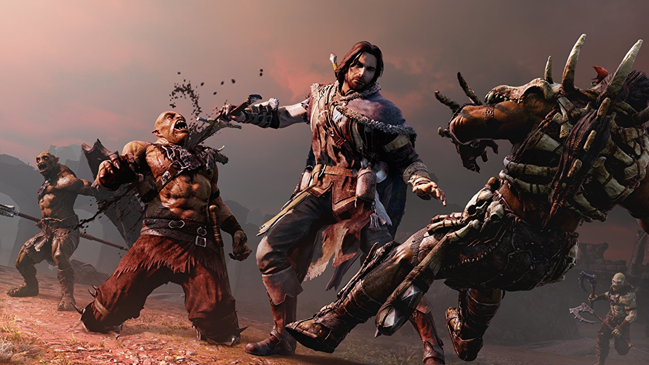 Middle Earth: Shadow of Mordor [Update 6] (2 14) PC