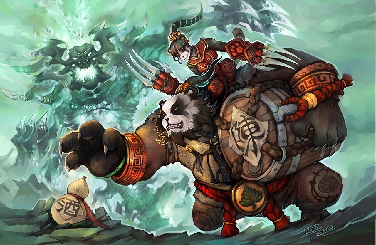 World of pandaren porn erotica clips