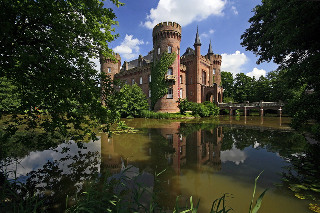 ����� Castle Moyland Germany ������