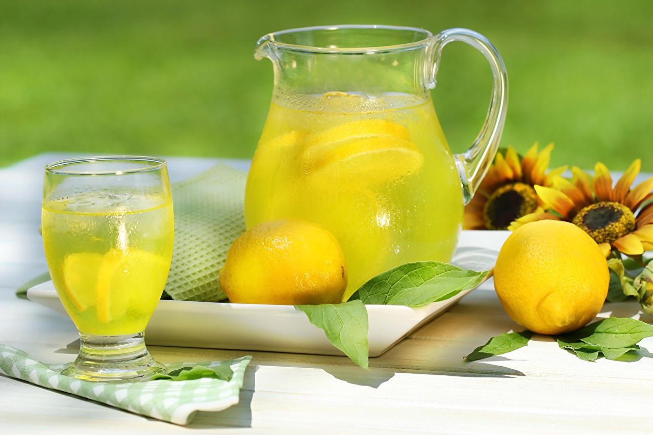 Напиток из лимонной кислоты рецепт