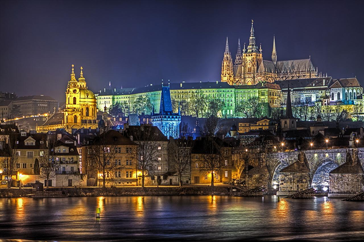 ����� ���� Prague ���� HDR ������