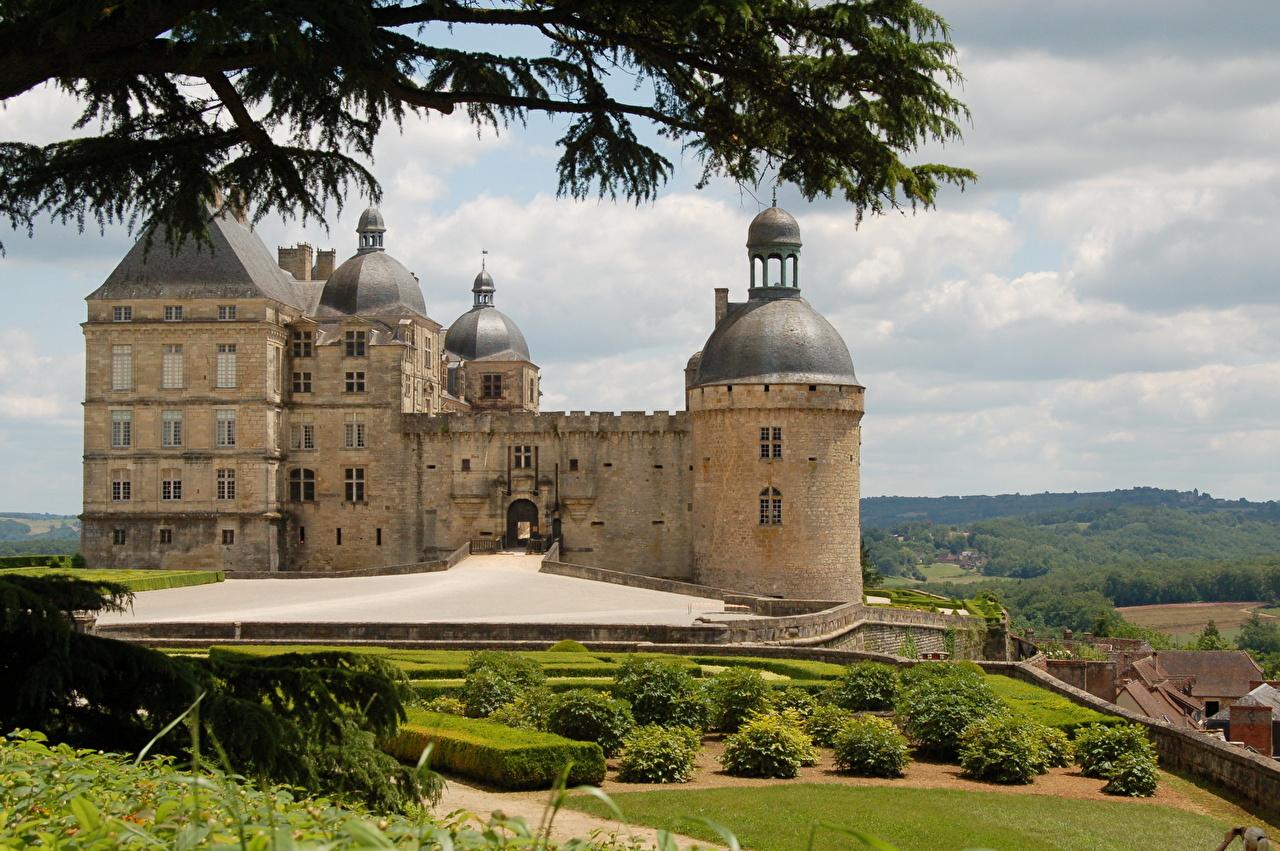 ����� ������� Chateau de Hautefort ������