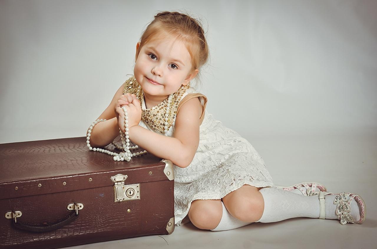 Бижутерия для детей фото ребенка