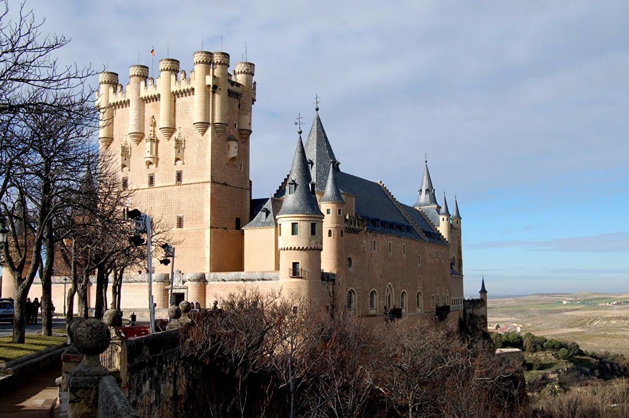 ����� Alcazar de Segovia ������� ������