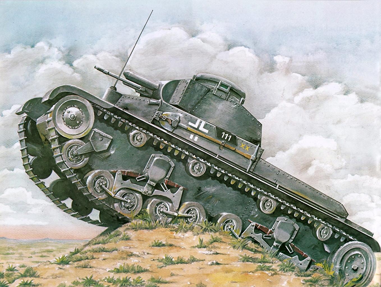 Как сделать арт танка