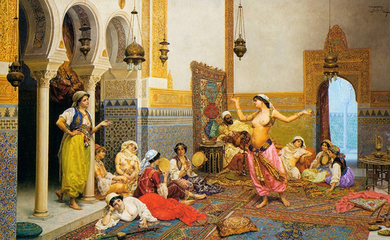 Совокупление в гареме султана смотреть онлайн 11 фотография