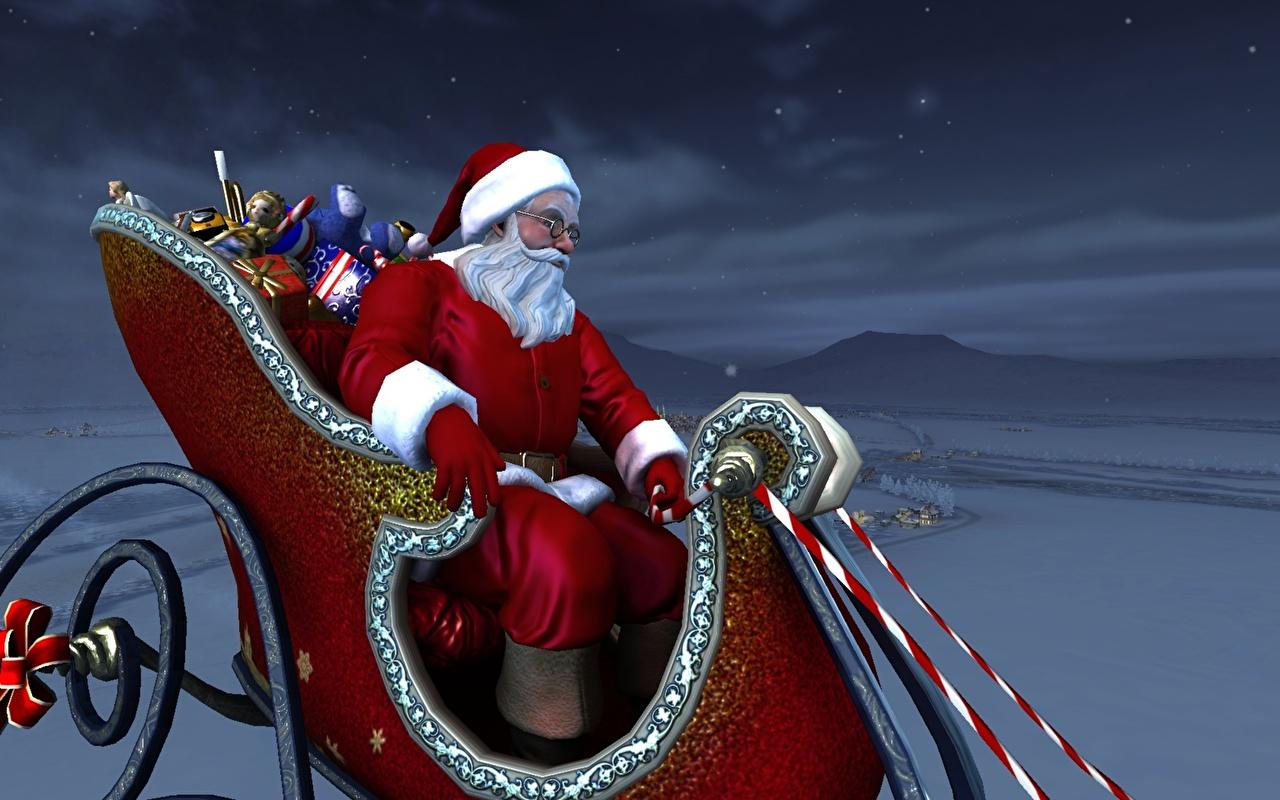 Санта-Клаус  № 967554 бесплатно