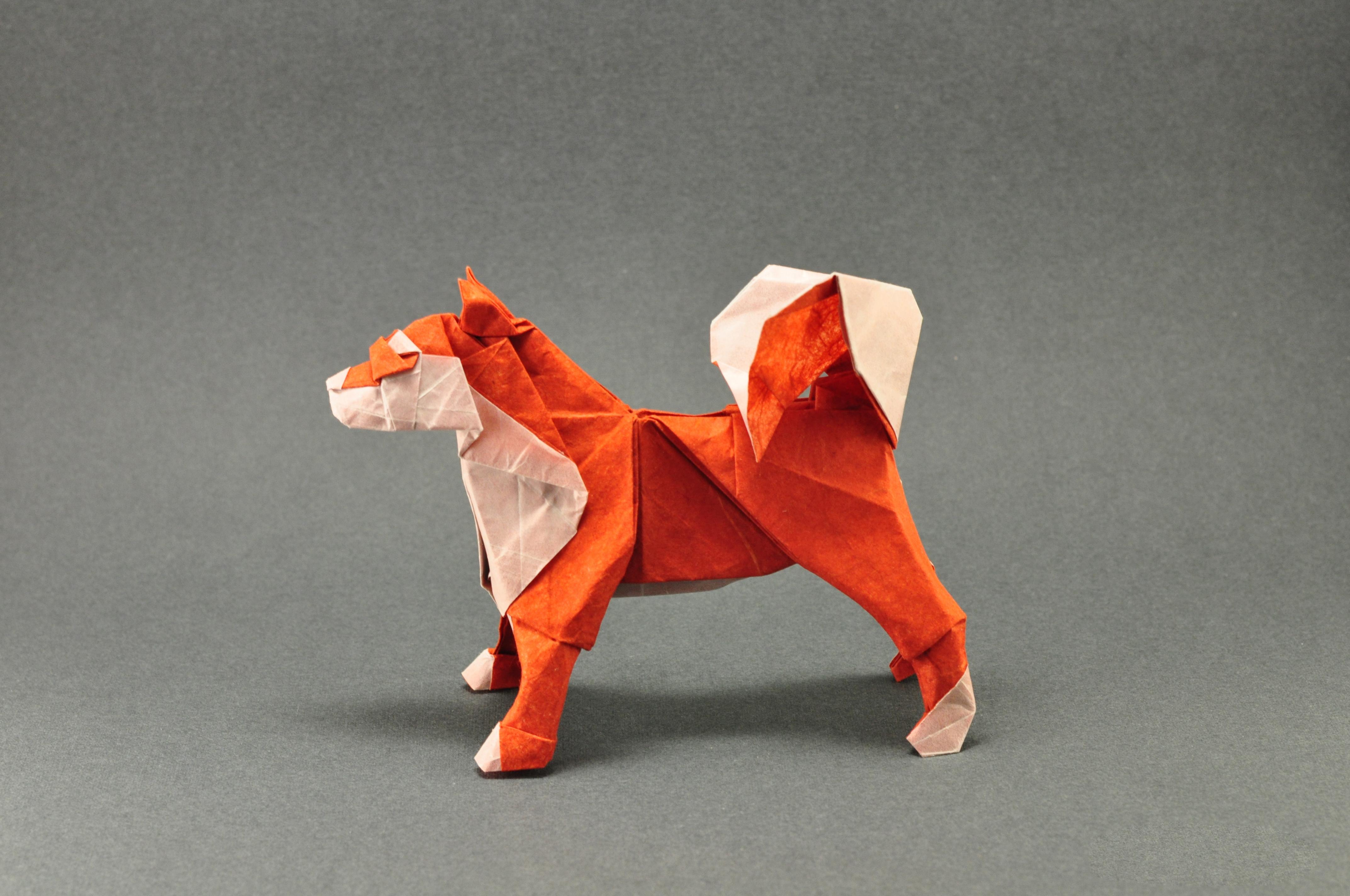 Как сделать из бумаги разных животных оригами