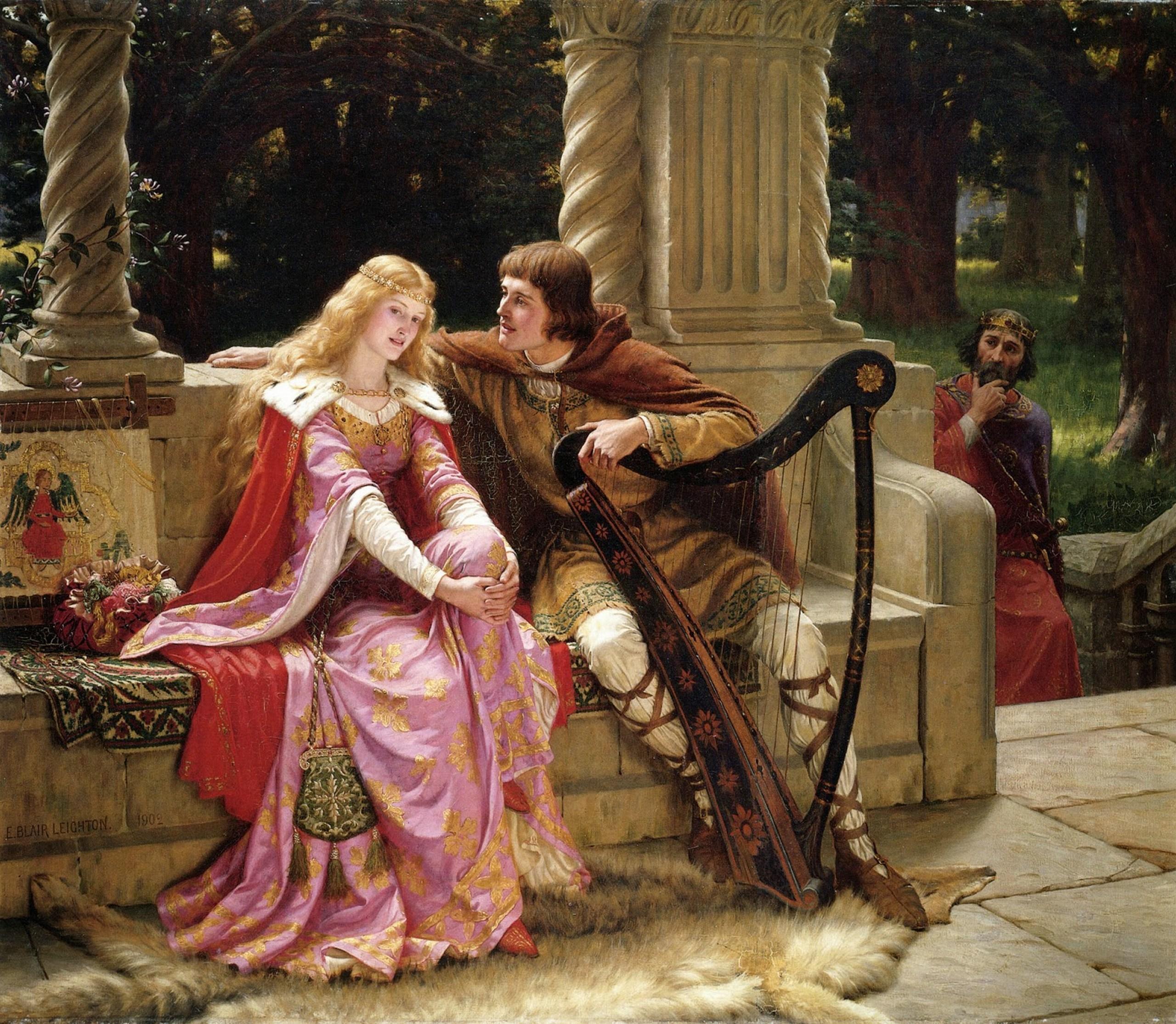 Эро средневековье живопись 2 фотография