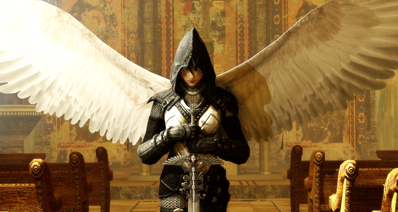 Fotos de anjos guerreiros 82
