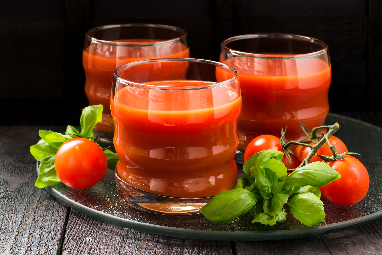 еда помидоры сок томатный ложка  № 2891469 без смс