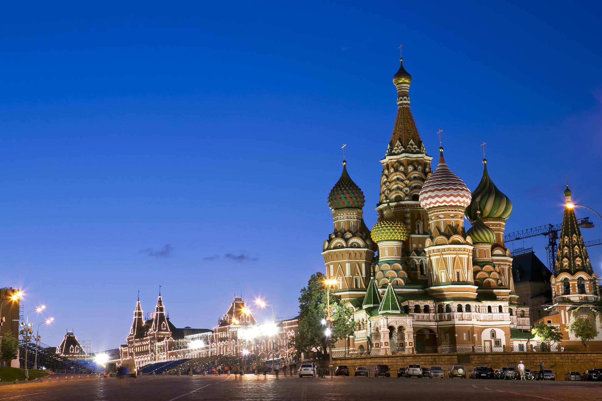 архитектура страны Церковь Москва Россия  № 2449592 без смс
