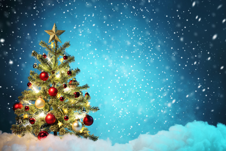 Ютуб новогодние ёлки