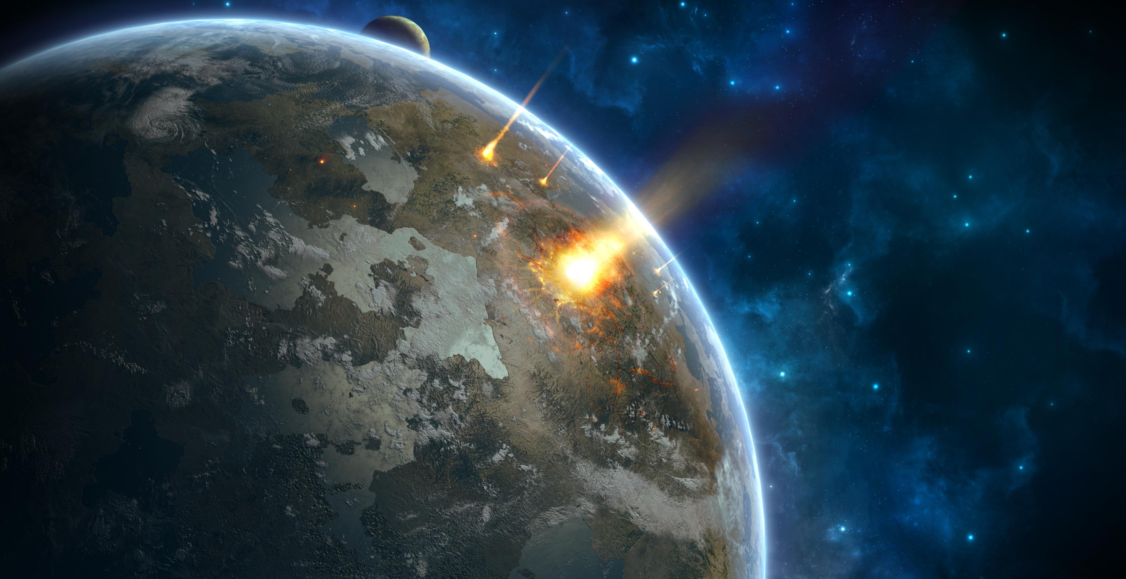 Обои планета космос орбита картинки на рабочий стол на тему Космос - скачать  № 1757081 загрузить