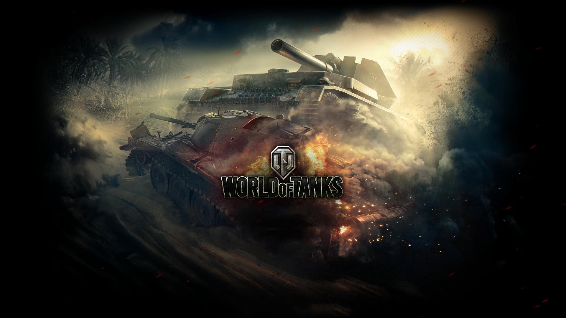 живые обои на рабочий стол танки world of tanks № 231100 бесплатно
