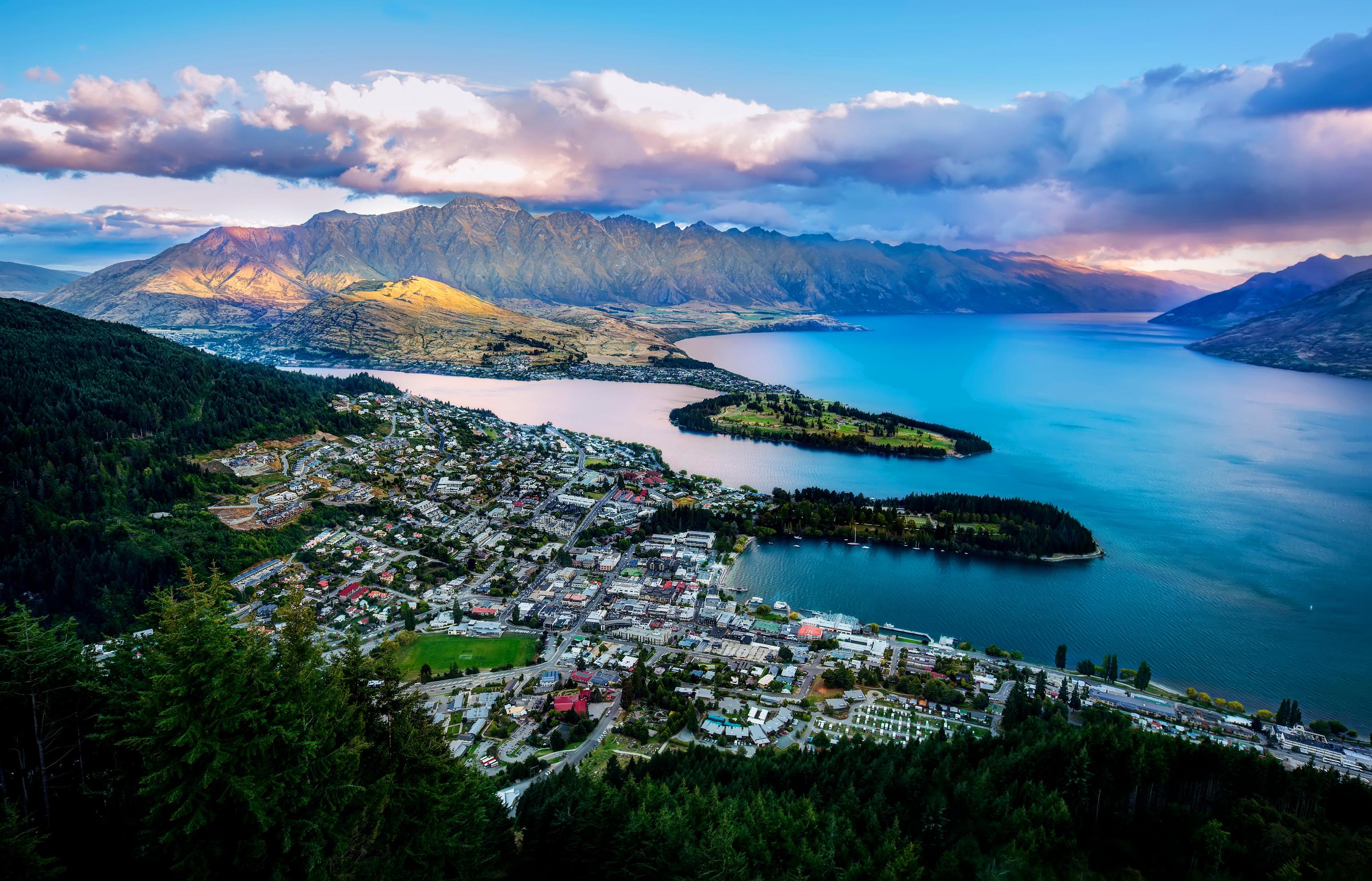 Bay of Islands, New Zealand  № 624977 загрузить